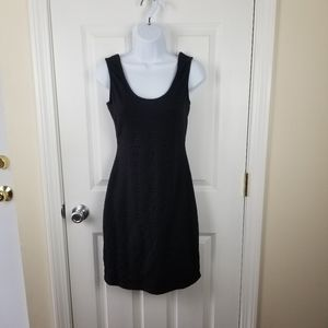 Xhilaration Womens Dress Black Size Med.